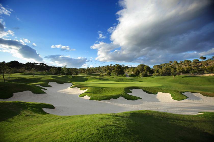 Las Colinas GolfVidando