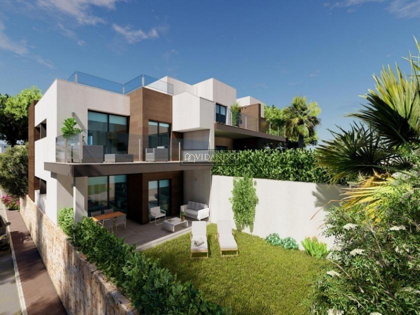 2 bedroom Apartment with garden in Benitachell - Cumbre del Sol in Vidando