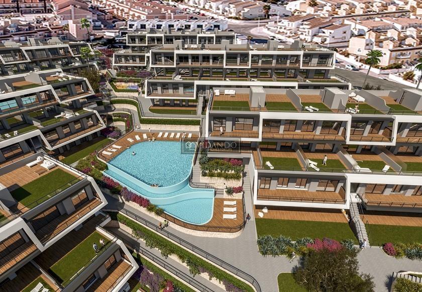 3 bedroom Apartment with garden in Gran Alacant in Vidando