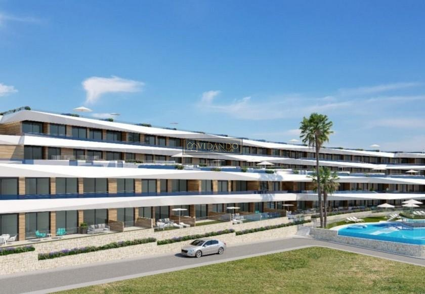 2 bedroom Apartment with terrace in Gran Alacant in Vidando
