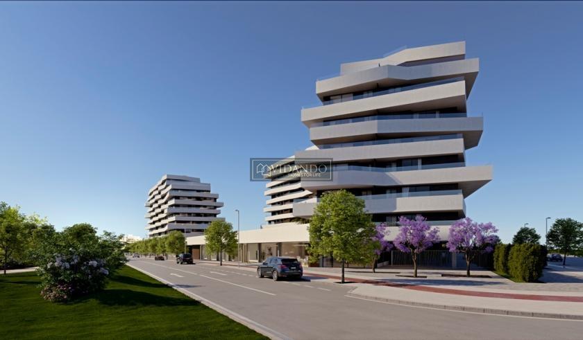 3 Slaapkamer Appartement met terras in Alicante in Vidando