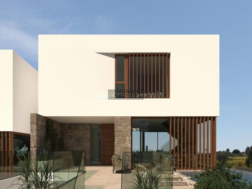 Luxe villa met 20 meter lang privé zwembad in Vidando