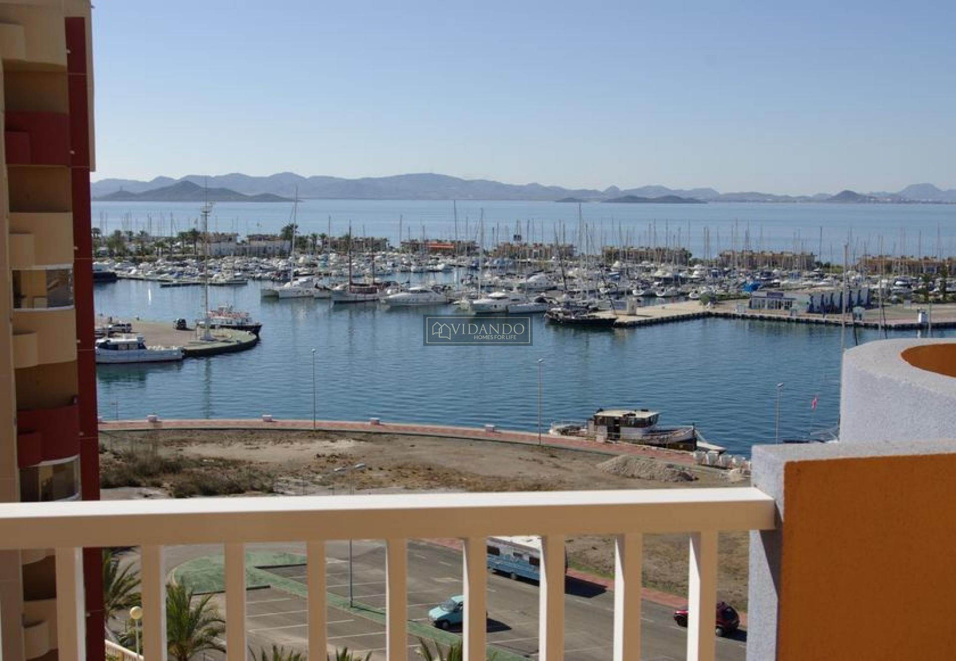 Apartments with sea view, La Manga del Mar Menor in Vidando