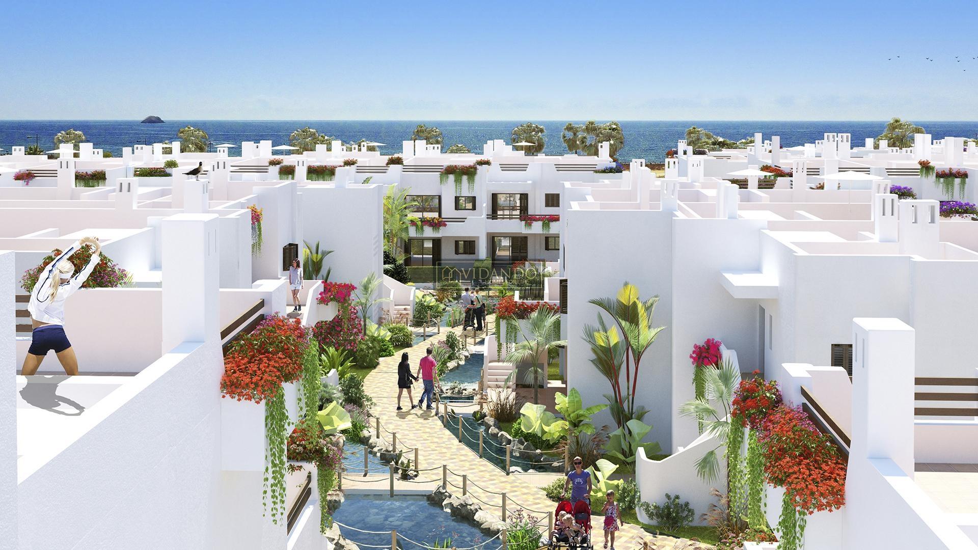 Apartment at the sea Mar de Pulpi - phase 6 in Vidando